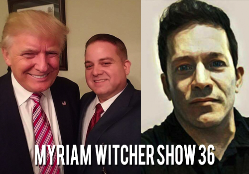 Myriam Witcher Show – 36