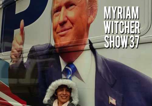 Myriam Witcher Show – 37