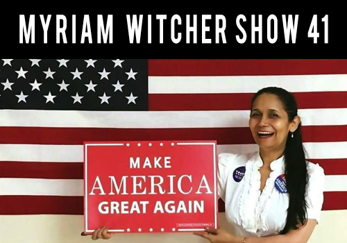 Myriam Witcher Show – 41