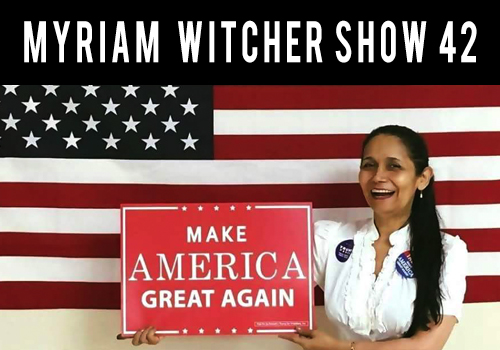Myriam Witcher Show – 42
